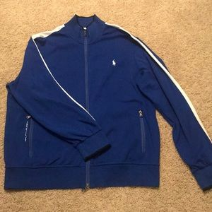 Ralph Lauren XL performance track jacket